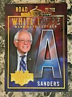 "Bernie Sanders 2016 Decision Road To The White House ""A"" #RWH2"