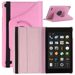 """For Amazon Fire 7"""" 2019 2017 9th/7th Gen Leather Stand Smart Tablet Case Cover"""