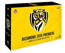 Richmond Tigers 2019 AFL Premiers Complete Season Collection DVD 27 Discs
