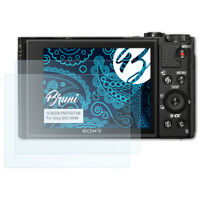dipos I 2x Screen Protector matte compatible with Sony DSC-RX0 II Protection Films