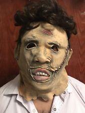 Texas Chainsaw Massacre Remake Mask Leatherface Latex  With Fr͏e͏e Shipping