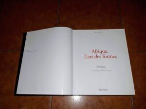 Marc Ginzberg Afrique L'Art Des Formes The Ed. Skira Seuil 2000