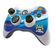 Manchester City Football Club Xbox 360 Controller Stick on Skin UK