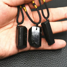 Unisex Modeschmuck-Halsketten & -Anhänger aus Stein mit Perle