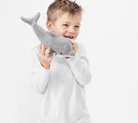 GENOMBLOT Soft  dolphin toy 30 cm *IKEA*/ UK SELLER