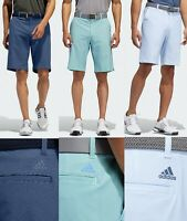 2020 Adidas Golf Ultimate Heather Stripe Golf Shorts RRP£50 ALL SIZES - W30 -W40