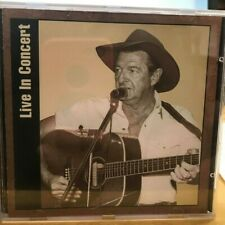 Slim Dusty CD Live In Concert Hard To Find