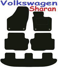VW Sharan SU MISURA tappetini AUTO ** qualità Deluxe ** 2015 2014 2013 2012 2011