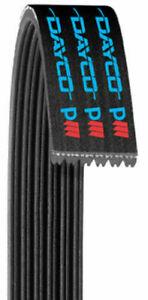Dayco Main Drive Drive Belt Idler Pulley for 2003-2006 BMW 760Li Engine cq