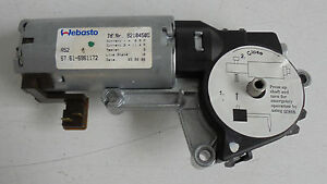 Genuine Used MINI Folding / Convertible Roof Motor for R52 Convertible - 6961172