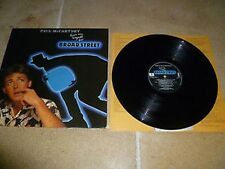 LP Paul McCARTNEY - Give My Regards To Broad Street , in GATEFOLD COVER