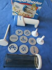 Super Shooter Cordless Cookie Press Model 80000 Hamilton Beach ~ NICE