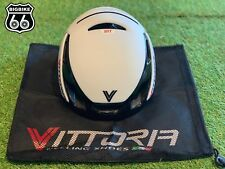 "Vittoria VH-IKON Cycling Helmet with ""Mips""  (Color: White, Size: S-M cm 54-58)"