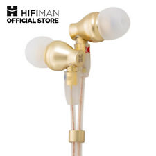 HIFIMAN RE800 Topology Diaphragm Dynamic Driver Hi-Fi Earphones (Earbuds)- Gold