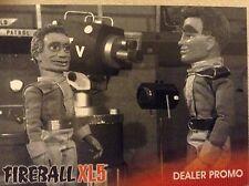 GERRY ANDERSON COLLECTION - FIREBALL XL5: DEALER PROMO CARD: GP1