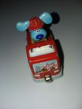 Blues Clues Die Cast Fire Truck, 2007 Learning Curve