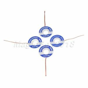 1PC 3.5mm 1.5M Desoldering Braid Solder Remover Wick Wire Repair Tool  FOHFUK