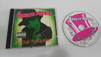MARILYN MANSON SMEELS LIKE CHILDREN CD HEAVY METAL HARD ROCK ALTERNATIVE