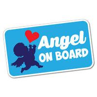 Angel On Board Baby Sticker Decal Car Vinyl Sign Window Cute #6311EN