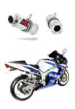 Exhaust silencer muffler DOMINATOR GP I SUZUKI GSXR 750 K1-K5 01-05 + DB KILLER