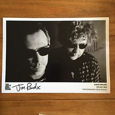 Jesus And The Mary Chain  - Promo photo Signed Autographed