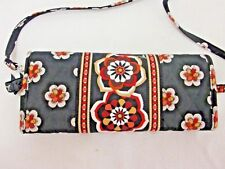 VERA BRADLEY PEROUETTE TRI-FOLD WALLET BAG PURSE RETIRED PATTERN 2009
