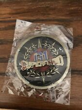 New Japan Pro Wrestling ROH G1 supercard Of Honor Coin MSG Rare