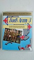 Dads Army Volume 3  BBC Radio Collection 2 x Cassettes