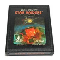 Star Raiders Atari 2600 Video Game Cartridge 1982 Vintage Tested