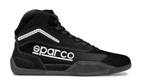 Sparco Gamma KB-4 Kart Schuhe - Größe 26 - Schwarz - Sonderpreis