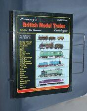NB  CATALOGUE BRITISH MODEL TRAINS RAMSAY'S COTE ARGUS EDITION 2