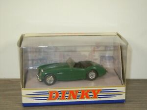 1956 Austin Healey 100 BN2 - Dinky DY Matchbox DY-30 - 1:43 in Box *52776