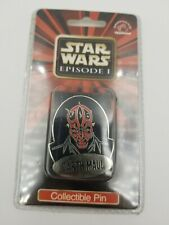 Star Wars Episode I Darth Maul Collectible Applause Pin