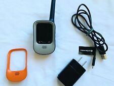 Gizmo Gadget (Verizon) w/LG Clip Case LG-VC200 Dark Blue/Gray/Orange - EUC