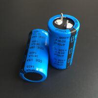 2pcs 4700uF 50V CDE 381LX Series 22x45mm 50V4700uF Snap-in PSU Capacitor