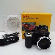KODAK PIXPRO AZ251 16 MP HD  DIGITAL CAMERA WITH 25X OPTICAL ZOOM BLACK (E1400)