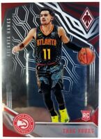 2018 18-19 Panini Chronicles Trae Young Rookie RC #597, Atlanta Hawks