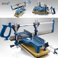 Bituxx Gehrungssäge Kappsäge Handsäge 550mm präzisions Winkelsäge Holz Feinsäge