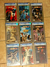 IDW First DOCTOR WHO 2008 Series 10th Doctor #1 #2 #3 #4 #5 #6 cgc 9.8 & 9.9