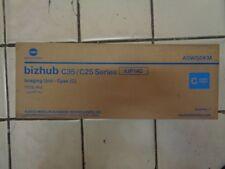 Genuine Konica Minolta CYAN IMAGING UNIT IUP14C BIZHUB C25 C35 SERIES A0WG0KM