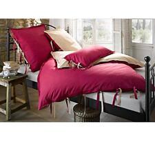 Bettwäsche 2-tlg 100% Baumwolle Bettbezug 135x200 Kissenbezug 80x80 UVP:59,90