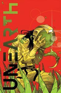 Unearth #2 Cover A Rivas  8/14/19 NM