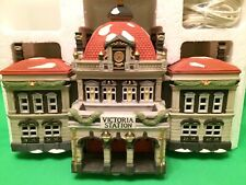 "Dept 56 Dv ""Victoria Station"""