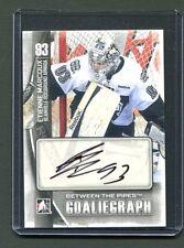 2013-14 GoalieGraph #A-EM Etienne Marcoux Armada Autographed Card jh6