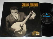 LP/CARLOS PAREDES/GUITARRA PORTUGUESA/Columbia SPMX5002