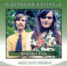 Andrzej i Eliza - Platynowa kolekcja - Nasze zlote przeboje (CD)  NEW