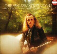 THIJS VAN LEER introspection 2 65915 dutch cbs 1975 LP PS EX/EX