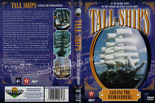 Tall Ships. Sailing the Windjammers.New DVD with extras. Fast Dispatch.