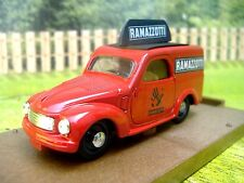 1/43 Brumm (Italy)  Fiat 500 commerciale #53