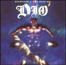 DIO - DIAMONDS : BEST OF CD ~ RONNIE JAMES ( BLACK SABBATH ) GREATEST HITS *NEW*